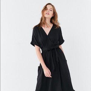UO Gabrielle Midi Dress